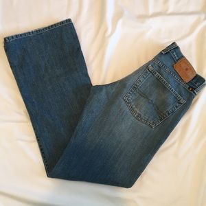 Lucky Brand Dungarees Slim BootLeg Jeans size 29